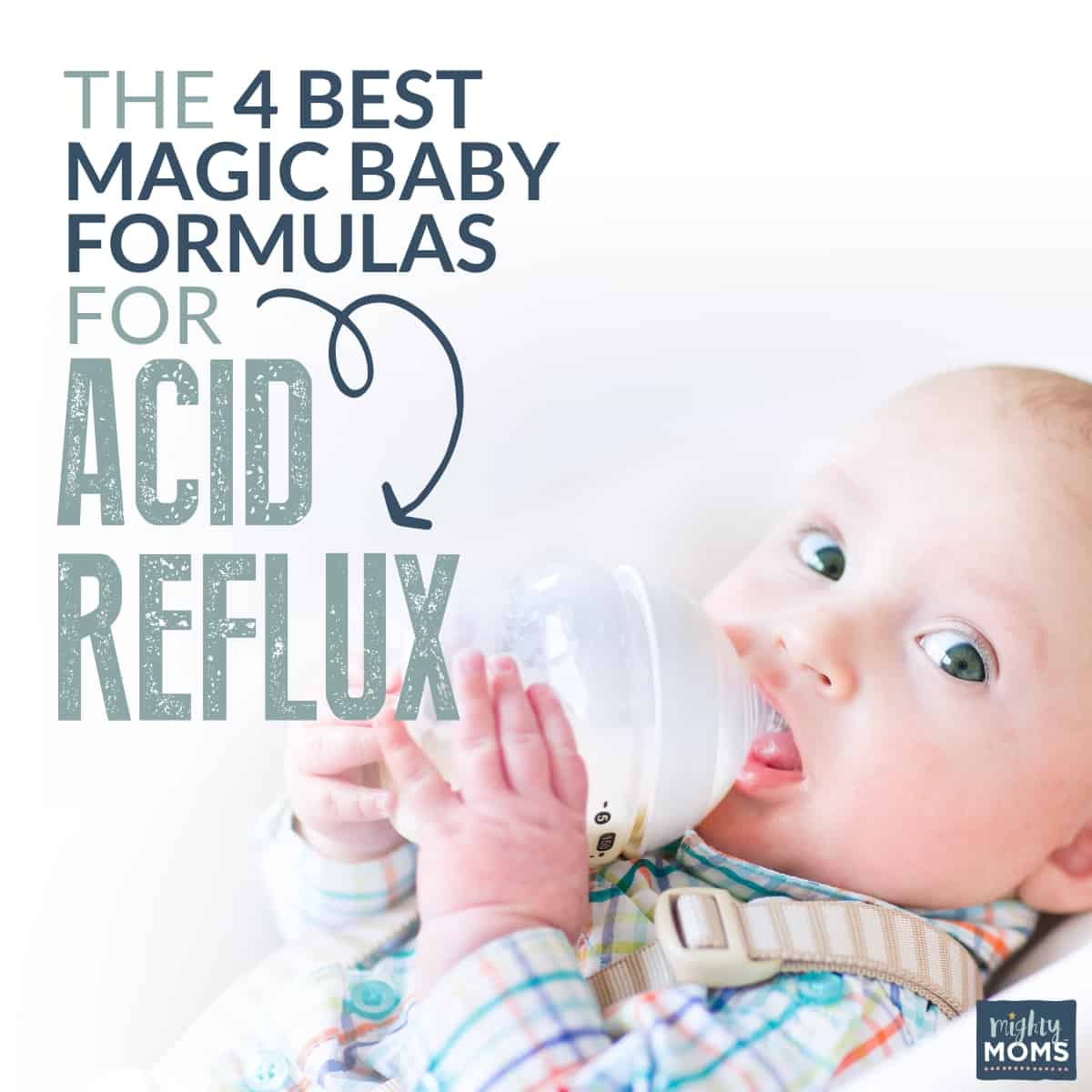 Best formulas for acid reflux