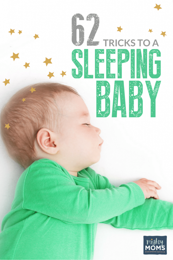 62 Tricks to a Sleeping Baby - MightyMoms.club