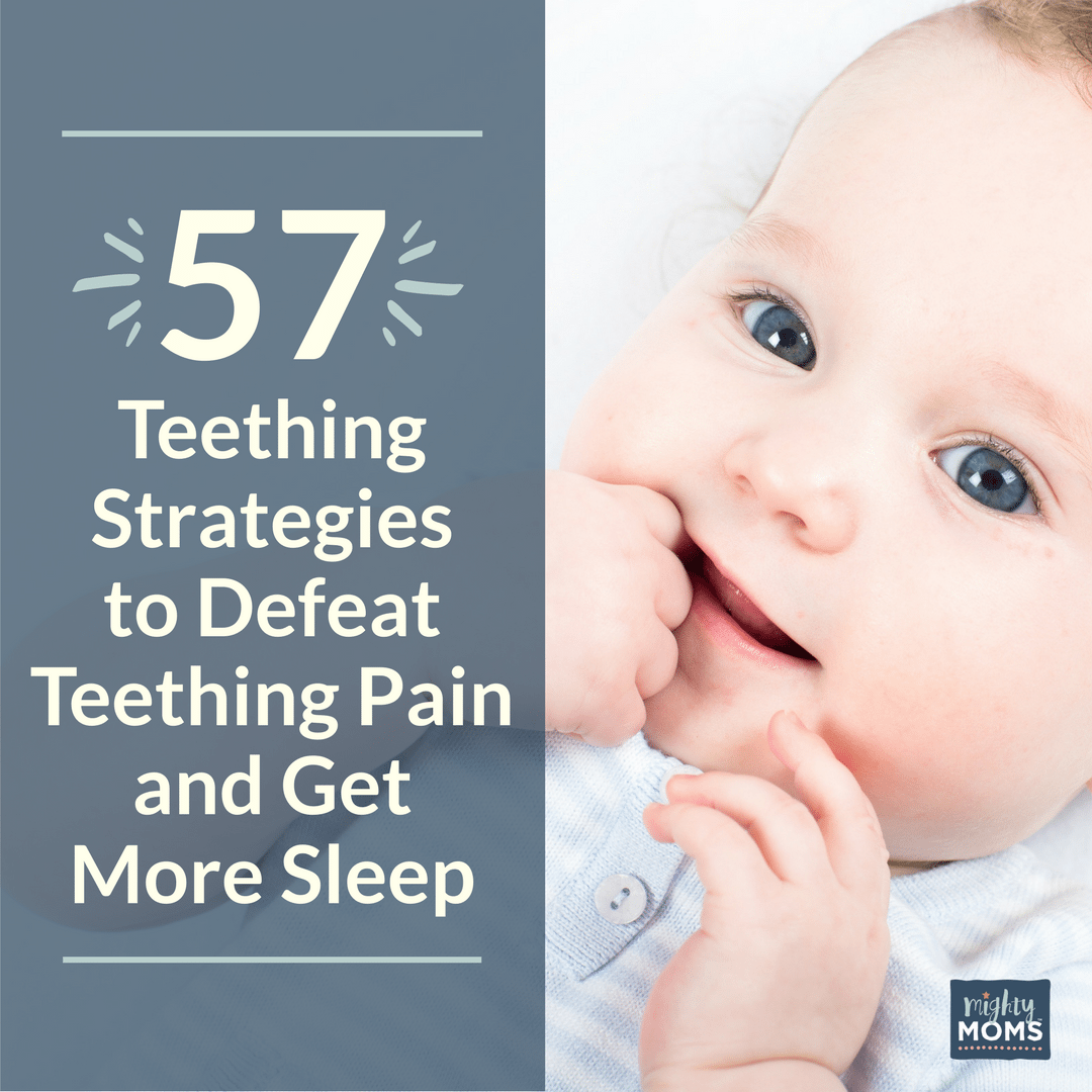 9 signs of teething in a child