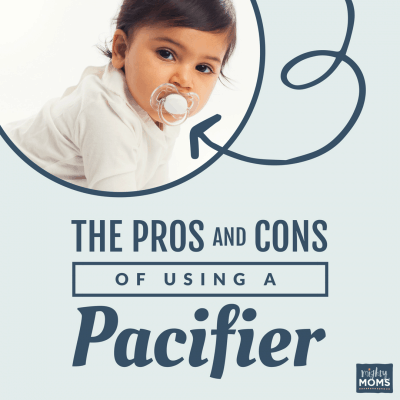 The Pros and Cons of Using a Pacifier
