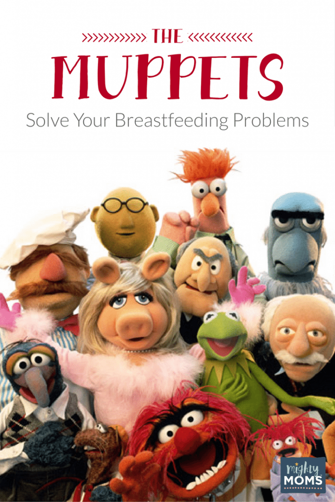 The Muppets Solve Your Breastfeeding Problems