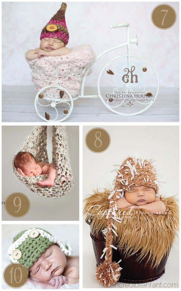 15 Newborn Photo Props that Will Make Other Moms Jealous - mightymoms.club
