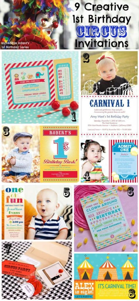 The Cirque du Soleil Guide to a Stunning First Birthday Circus Party - MightyMoms.club