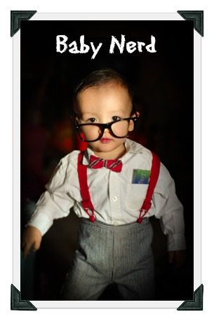 #9 of 23 DIY Baby Costumes You Can Make for Under $5 - http://incredibleinfant.com/family/diy-baby-costumes