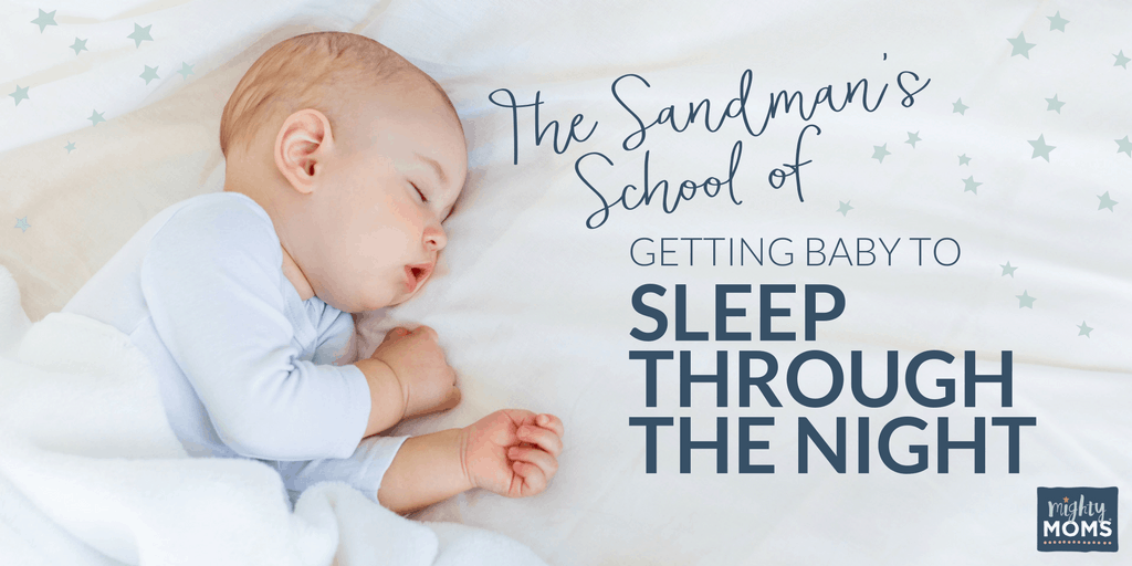 Time to help your baby sleep through the night!