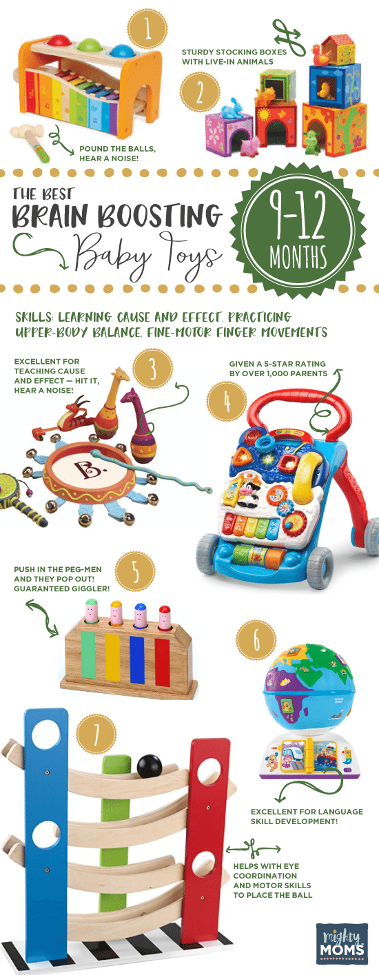 The Best Brain Boosting Baby Toys A Buying Guide For