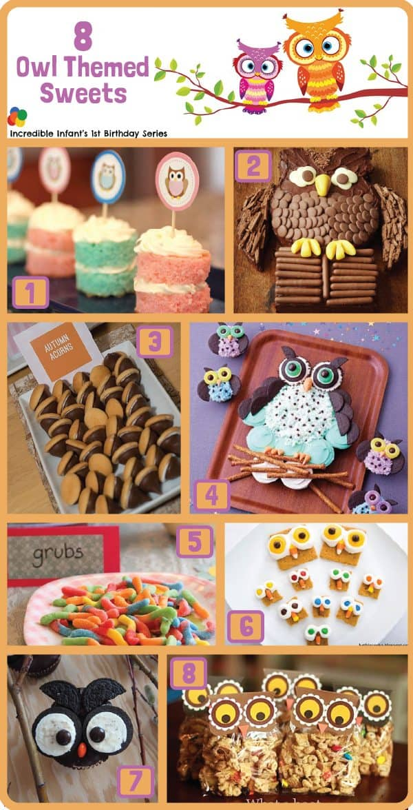 Whoooos First Birthday Is It 30 Owl Party Ideas Worth Hooting Over