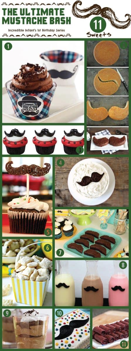 The Ultimate Mustache Bash for Your Little Man's Birthday - MightyMoms.club