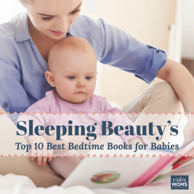 Sleeping Beauty's Top 10 Best Bedtime Books for Babies