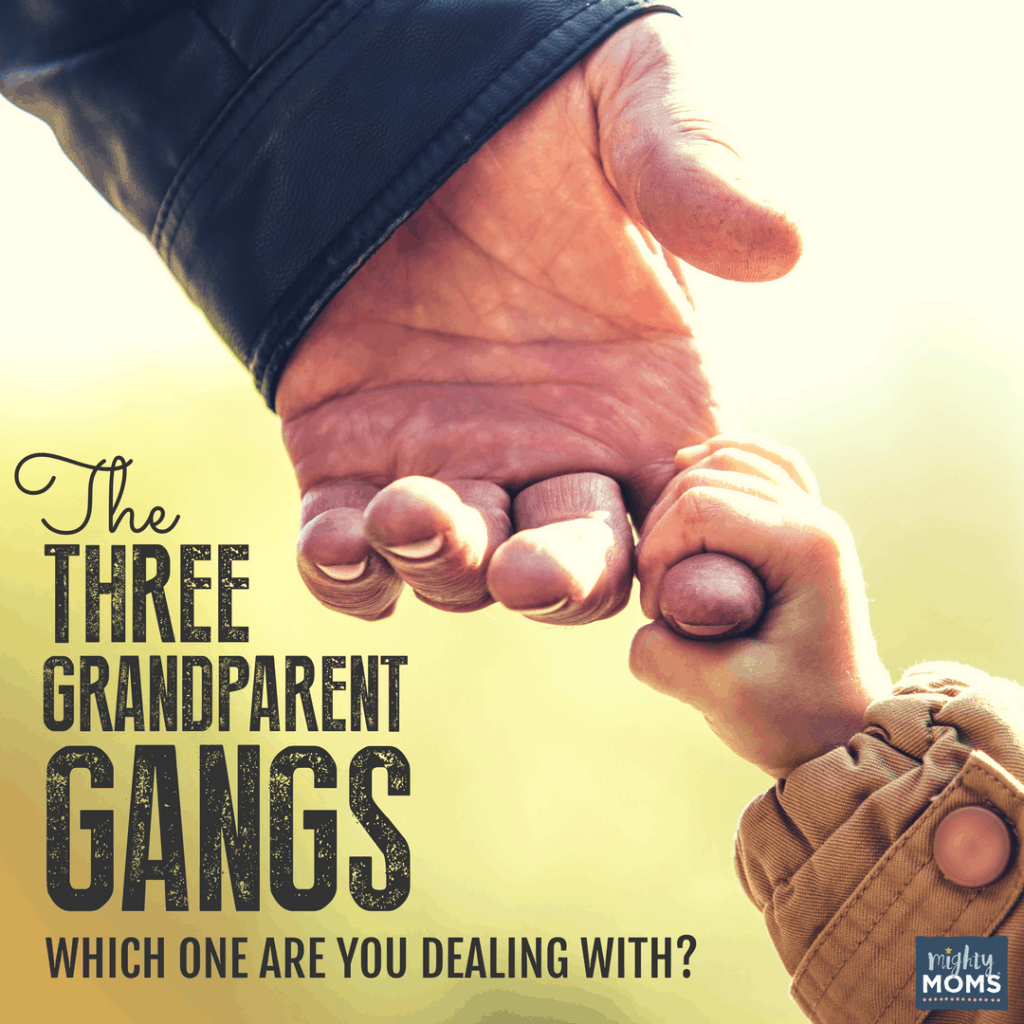 The Three Grandparent Gangs: Which One Are You Dealing With?
