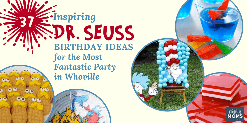 Christmas 1st Birthday Party Ideas Part - 44: 37 Inspiring Dr. Seuss Birthday Ideas For The Most Fantastic Party In  Whoville