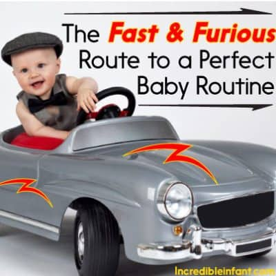 The Fast & Furious Route to a Perfect Nap Routine