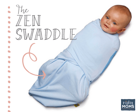 Stop Swaddling with the Zen Swaddle - MightyMoms.club