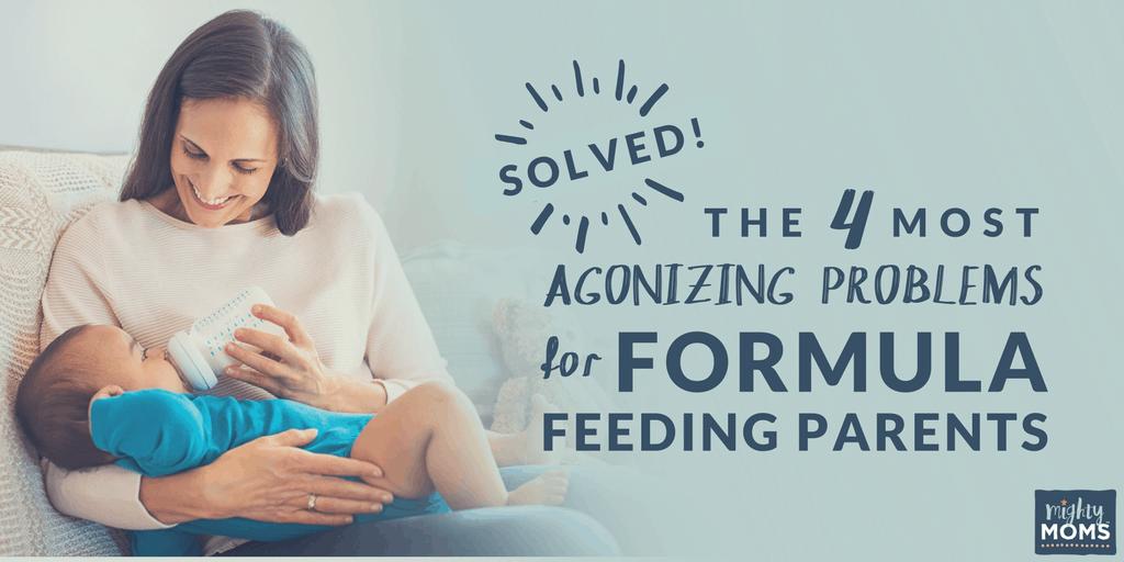 Problems for Formula Feeding Parents - MightyMoms.club
