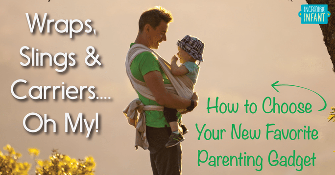 Wraps, Slings, Carriers, Oh My! How to Pick Your New Favorite Parenting Gadget - MightyMoms.club