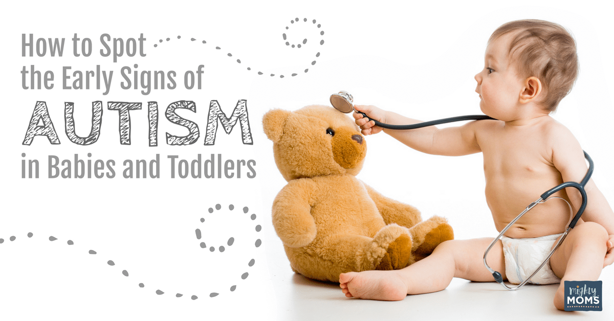 How To Spot The Early Signs Of Autism In Babies And Toddlers