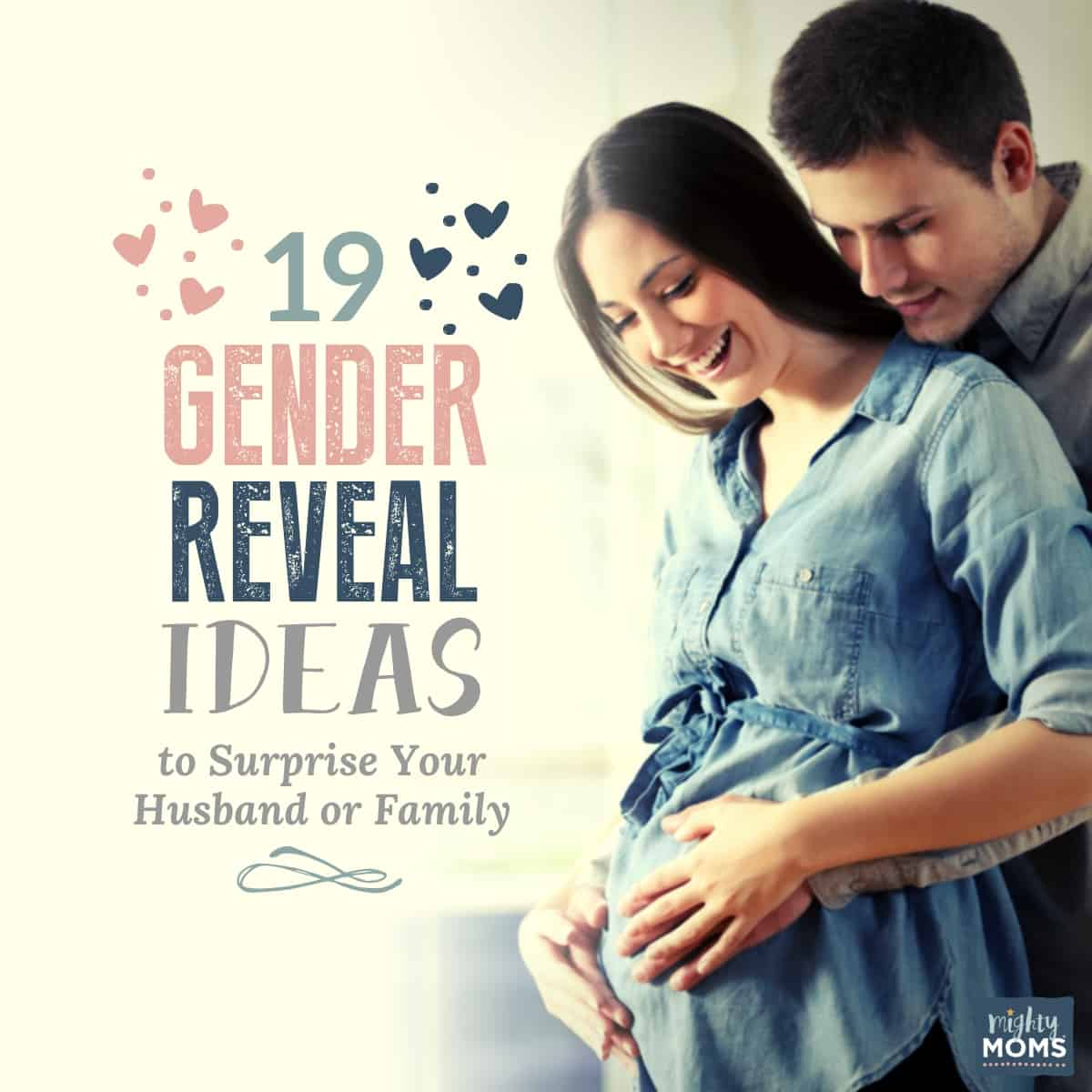 19 gender reveal ideas to try - MightyMoms.club