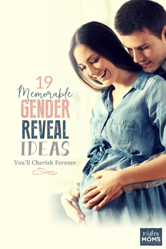 Unforgettable Gender Reveal Ideas - MightyMoms.club