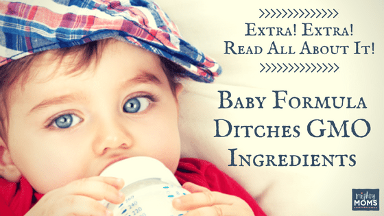 Extra! Extra! New Baby Formula Ditches GMO Ingredients! - MightyMoms.club