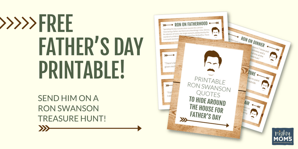 Download Your Free Father's Day Printable! - MightyMoms.club