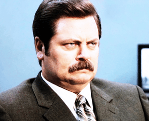 Ron Swanson's Top Tips for the Manliest Father's Day Ever - MightyMoms.club