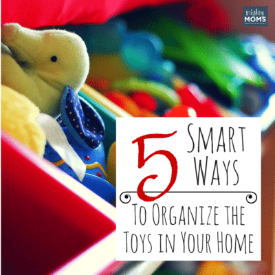 5 Smart Ways to Organize the Toys In Your Home