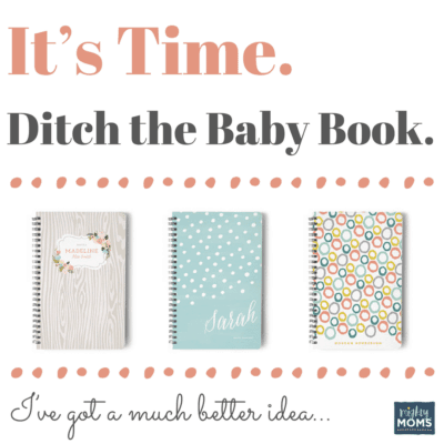 It's Time to Ditch the Baby Scrapbook