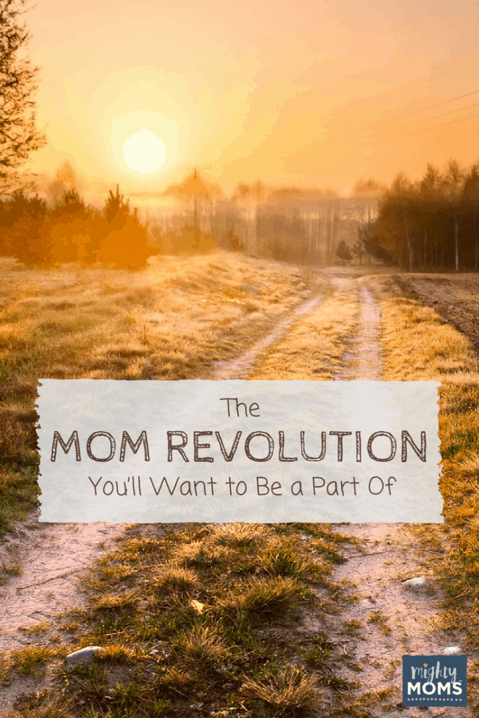 The Mom Revolution You'll Want to Be Part of ~ MightyMoms.club