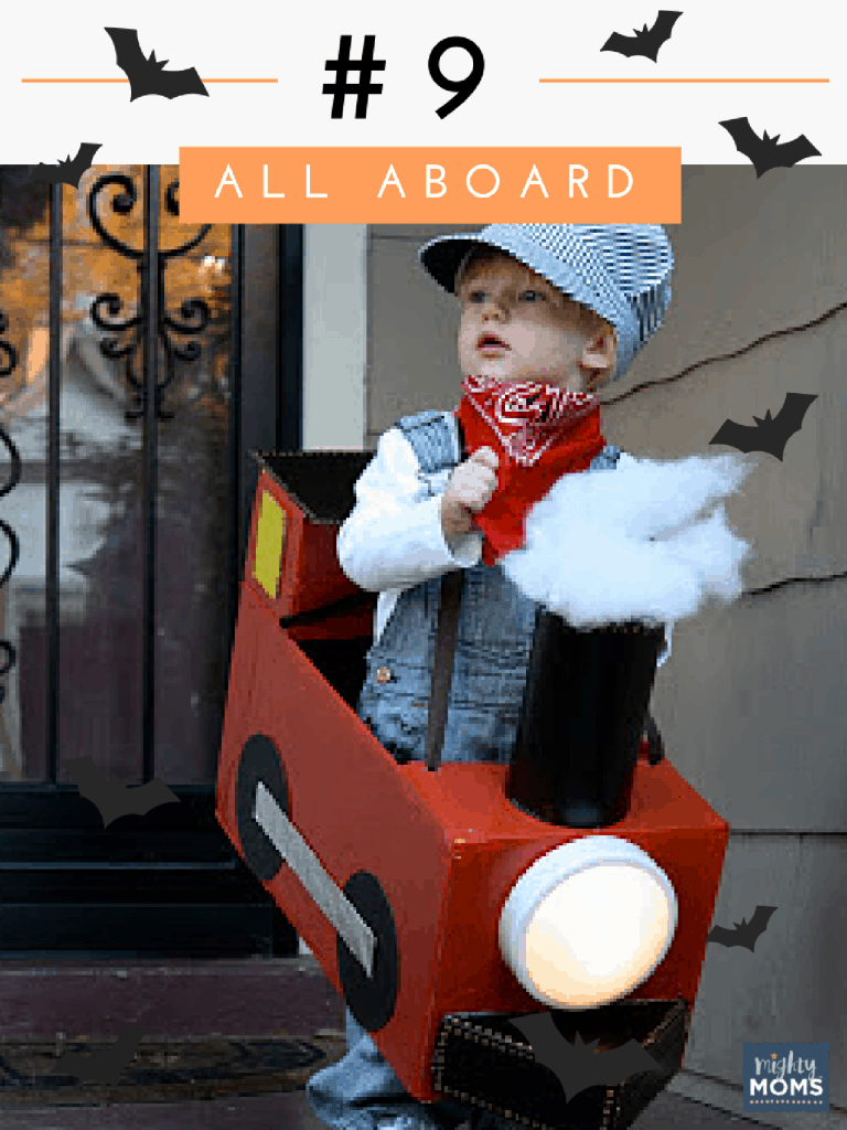 23 Parents Nailing the Homemade Halloween Baby Costume Thing - MightyMoms.club