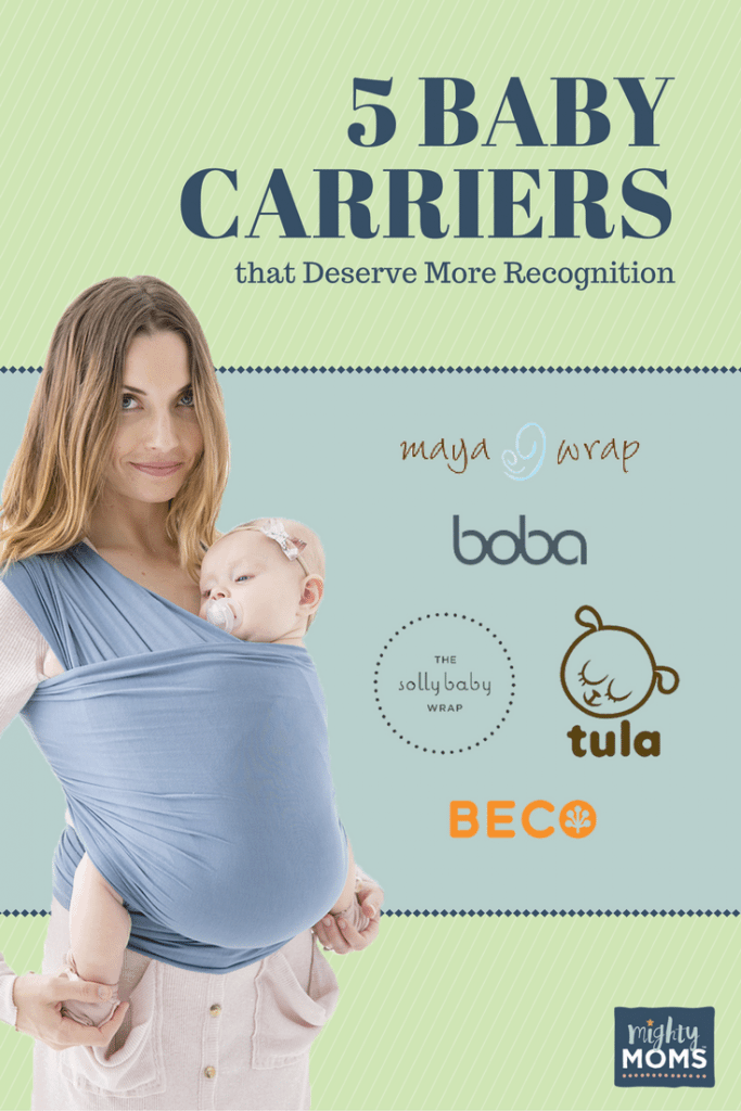 5 Baby Carriers that Deserve More Recognition ~ MightyMoms.club