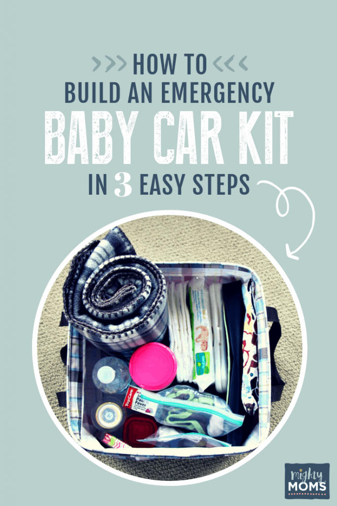 Make an Emergency Baby Kit for Traveling - MightyMoms.club