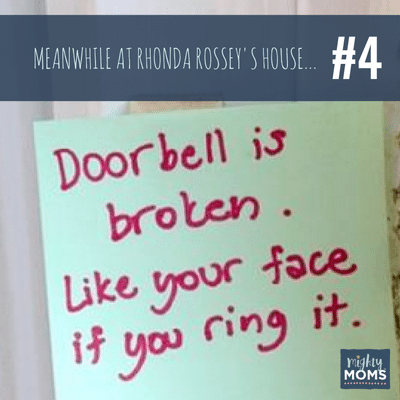 The Dreaded Doorbell: Hilarious Ways to Avoid an Afternoon Nap