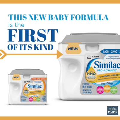 This New Baby Formula is the First of Its Kind