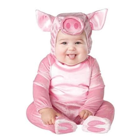 Cheap Baby Halloween Costumes - Little Piggy - MightyMoms.club