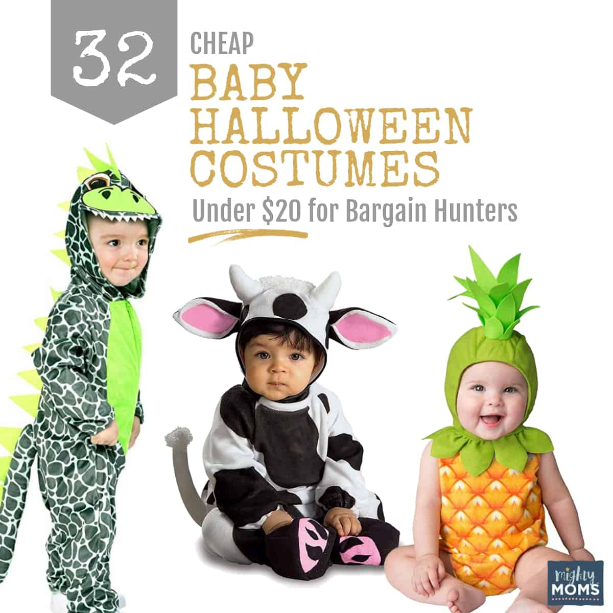 These Awesome Baby Halloween Costumes are Under $20 - MightyMoms.club