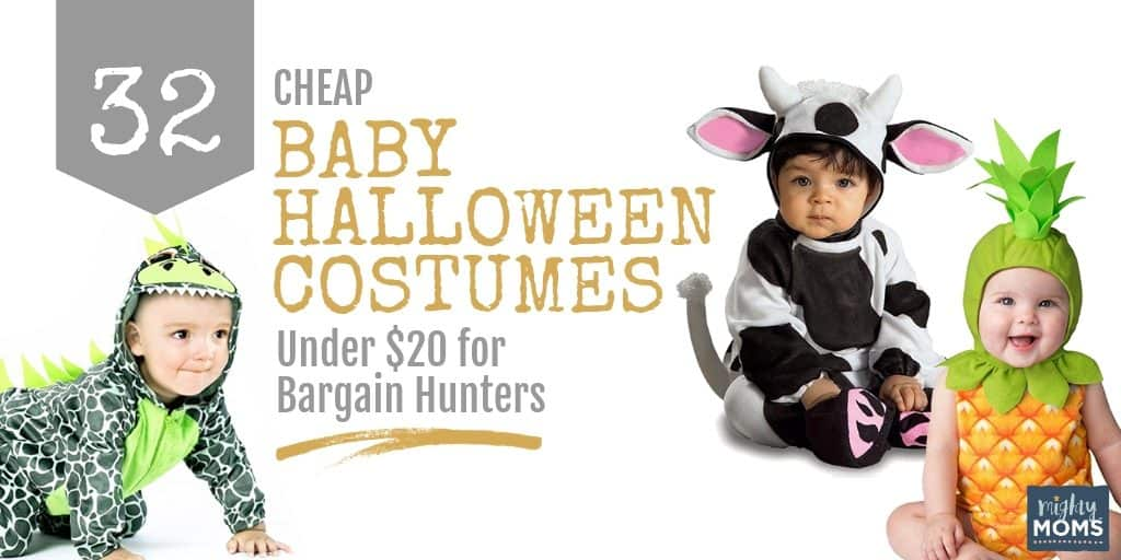 32 Cheap Baby Halloween Costumes Under 20 For Bargain