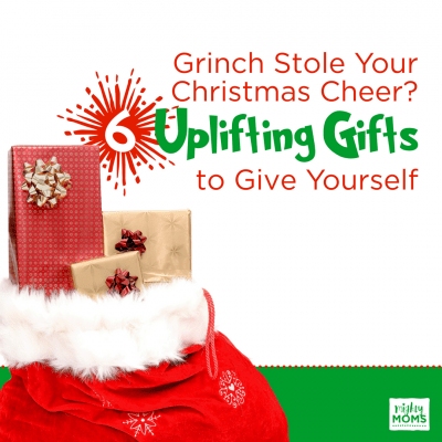 Grinch Stole Your Christmas Cheer? 6 Uplifting Gifts to Give Yourself