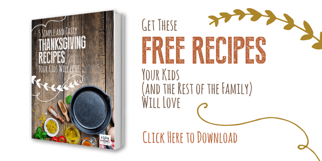 Free Thanksgiving Recipe Booklet - MightyMoms.club