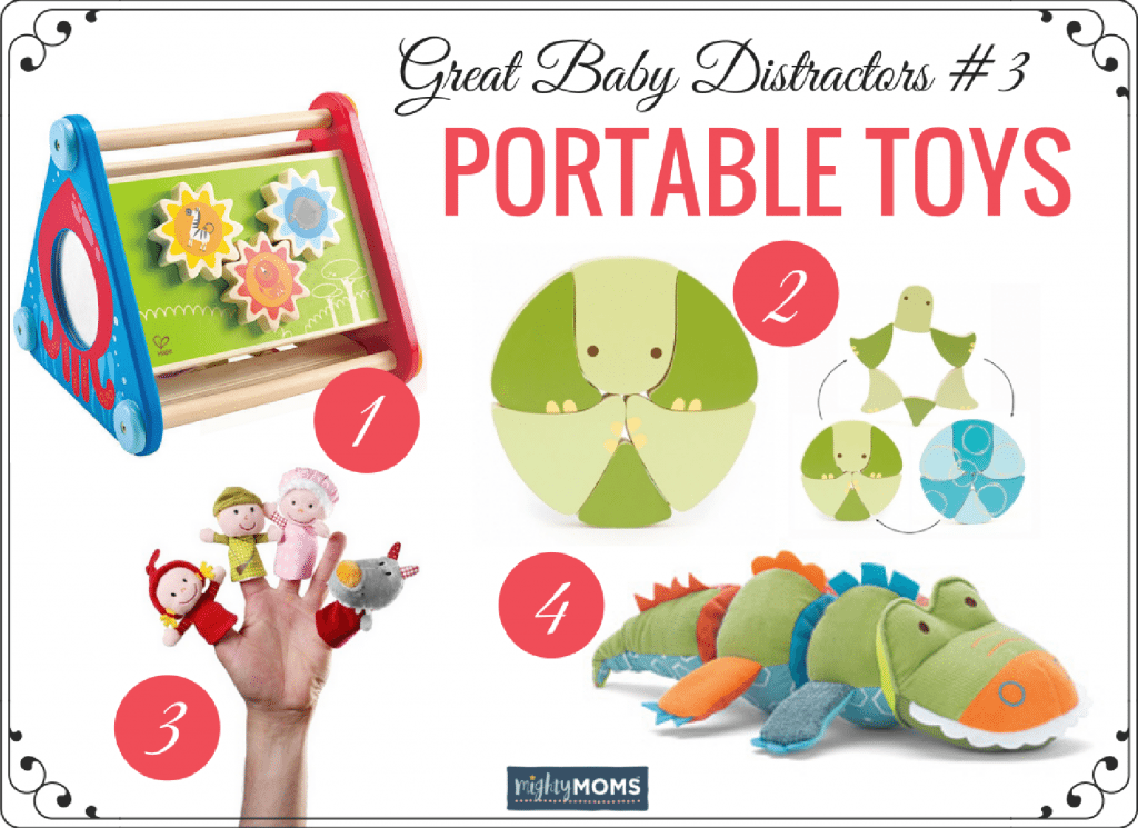 Tear-Free Baby Road Trips: Portable Toys ~ MightyMoms.club