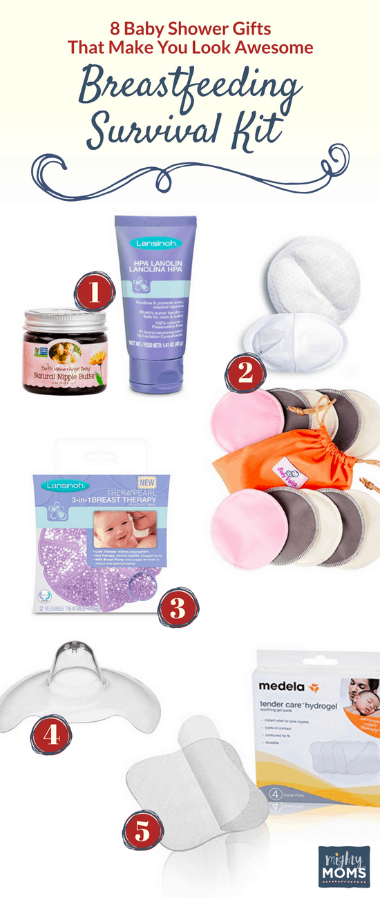 Unique Baby Shower Gifts for Breastfeeding - MightyMoms.club