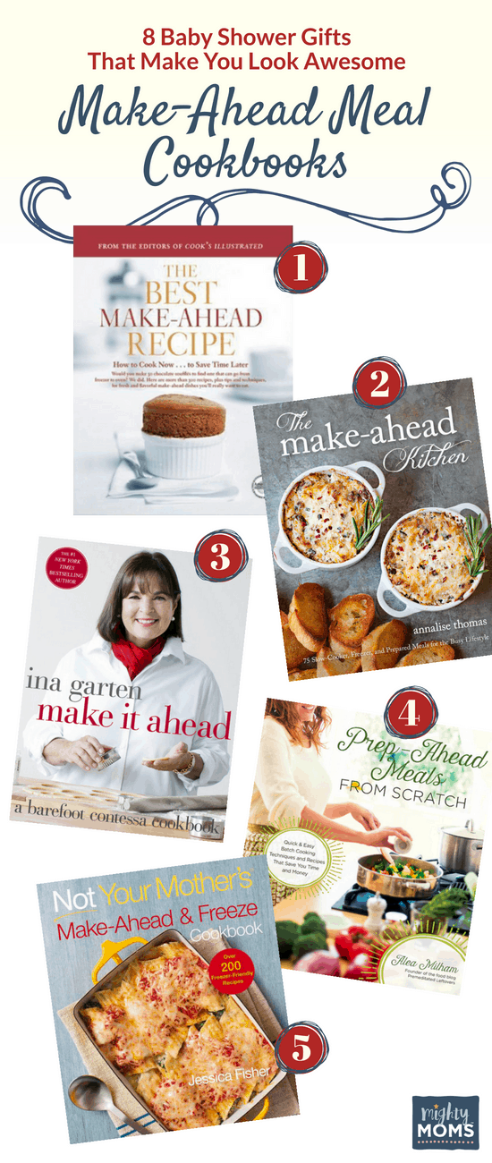 Unique Baby Shower Gifts for Make-Ahead Meals - MightyMoms.club
