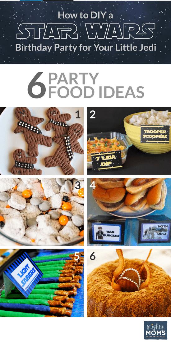 Star Wars Birthday Ideas - Food Ideas! - MightyMoms.club