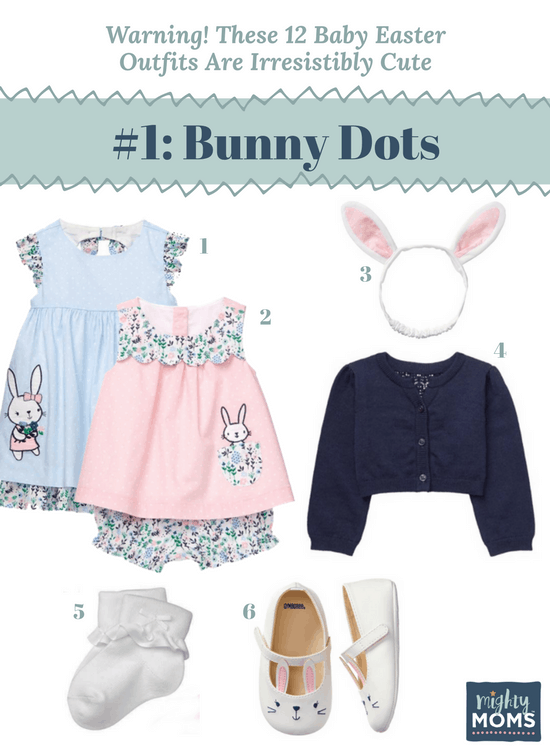 Warning! These 12 Baby Easter Outfits Are Irresistibly Cute - MightyMoms.club
