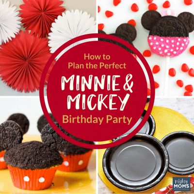 How to Plan the Perfect Minnie & Mickey Birthday Party