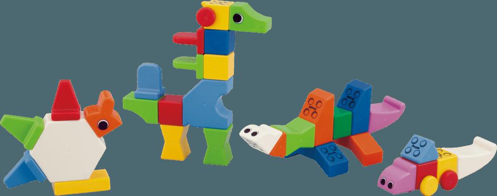 Magnetic Toddler Blocks