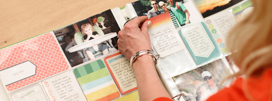 For the Scrapbook Weary: 15 Simple Ways to Capture Memories - MightyMoms.club