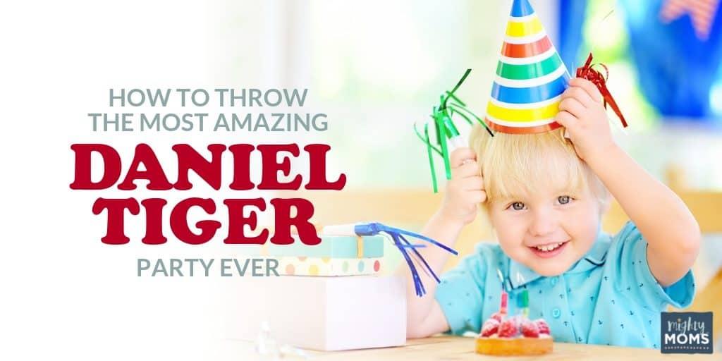 Awesome Daniel Tiger party ideas - MightyMoms.club