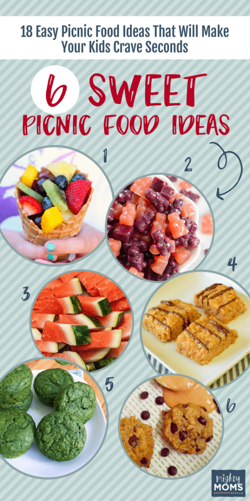 Good Finger Food For Picnic
