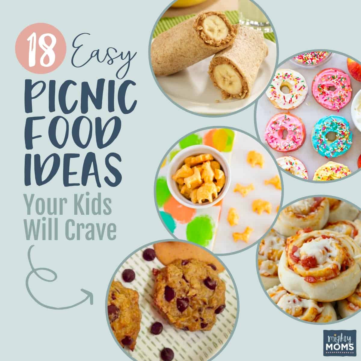 18 Easy Picnic Food Ideas Your Kids Will Crave Mightymoms Club