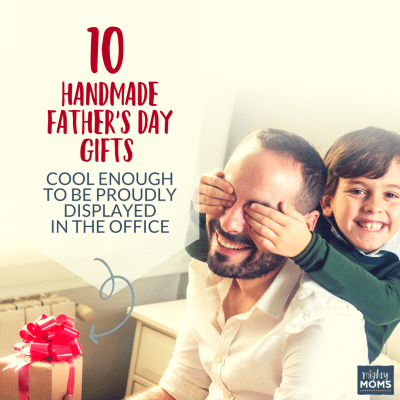 10 Handmade Father's Day Gifts Cool Enough to be Displayed in the Office